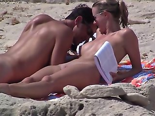 beach, amateur, public