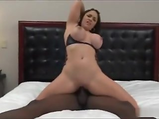 interracial, big tits, italian