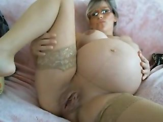 webcam, pregnant, straight