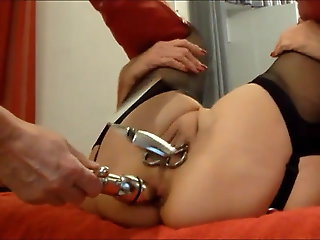 sex toy, anal, hardcore