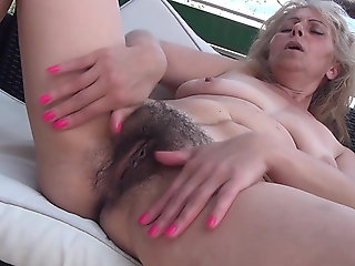 public nudity, hairy, interracial